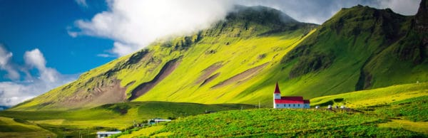 Iceland Mountains | ETIAS Countries