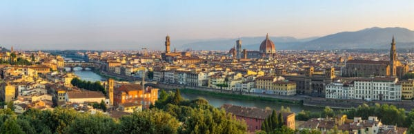 Florence Overview, Italy   ETIAS Countries