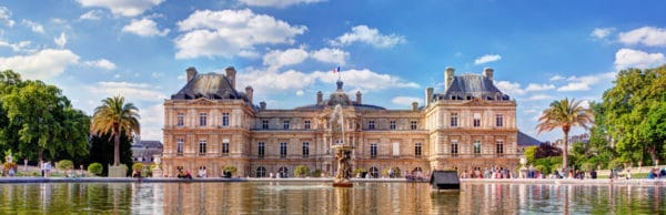 The Jardin du Luxembourg | ETIAS Countries