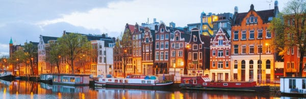 Amsterdam, Capital of The Netherlands | ETIAS Countries