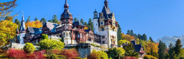 Peleş Castle in Sinaia, Romania | ETIAS Countries