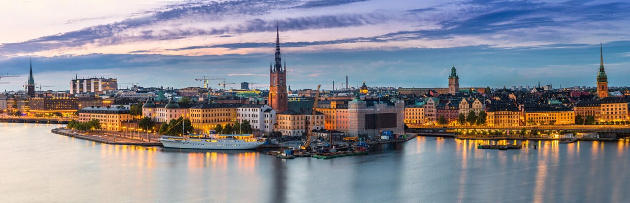 Stockholm, Capital of Sweden | ETIAS Countries
