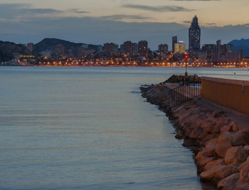 The five best beaches in Benidorm