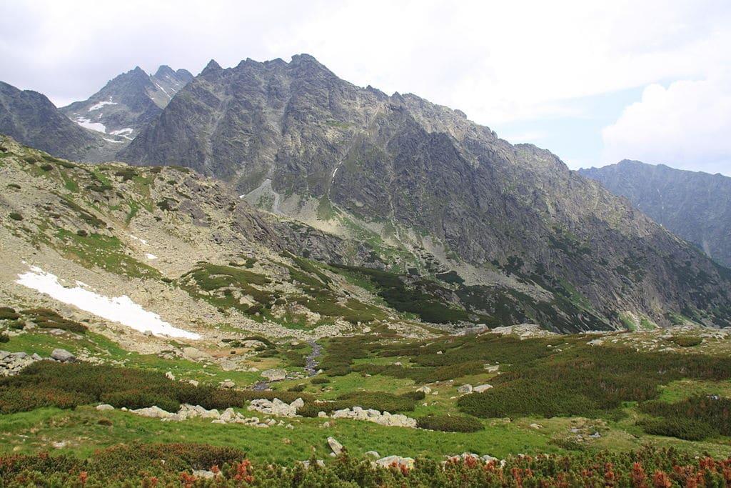 The High Tatras, Poland & Slovakia