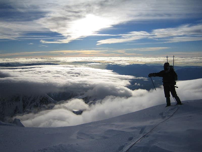 Mont Blanc, France, Italy & Switzerland