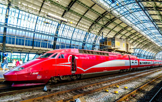A Quick Guide to Train Travel in Europe