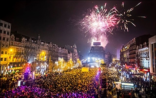 A Lookback at the Most Fascinating New Year Celebrations in Europe